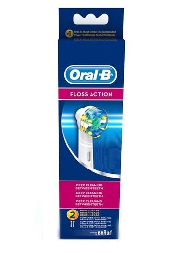 Yedek Başlık Floss Action 2 adet-Oral-B